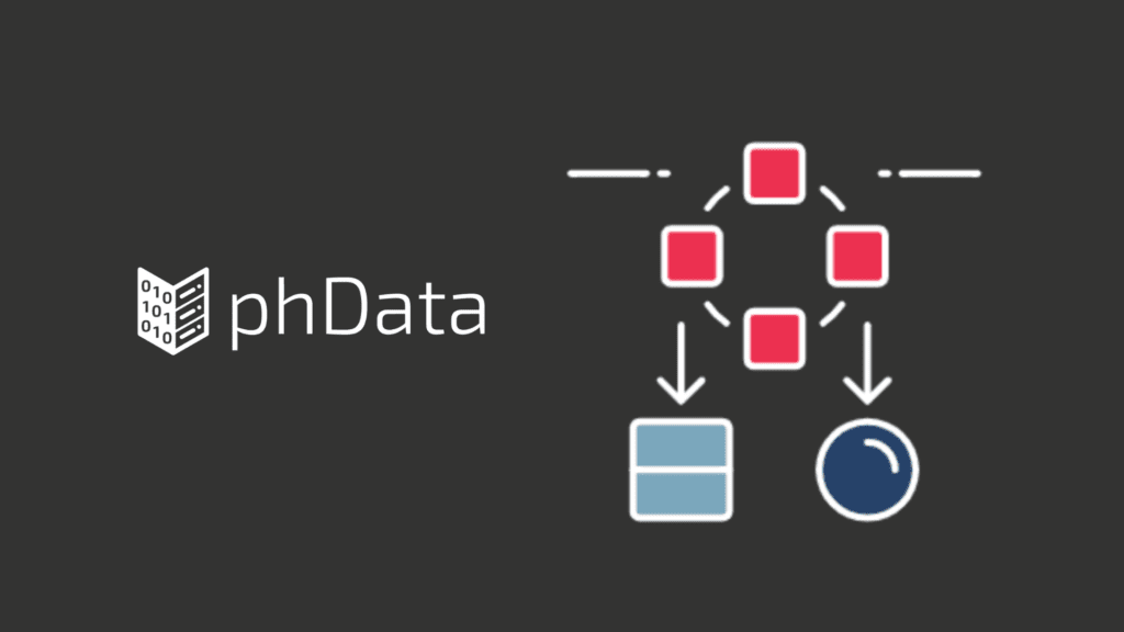 Featured image with the phData logo and a collection of icons to represent Machine Learning