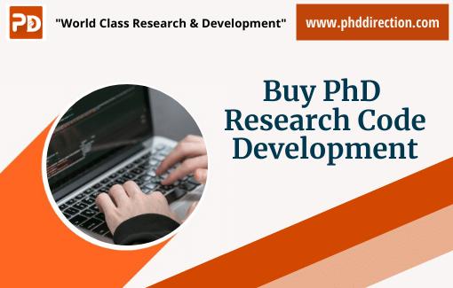 Buy PhD Research code Development Online