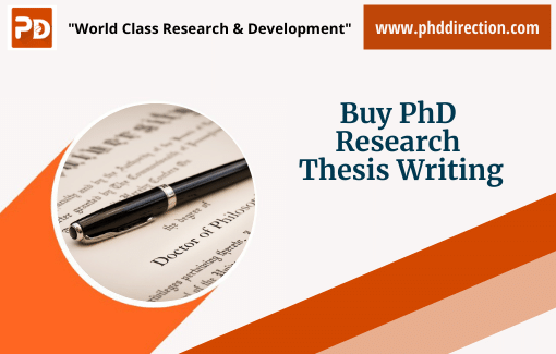 Best buy PhD Research Thesis Writing Online