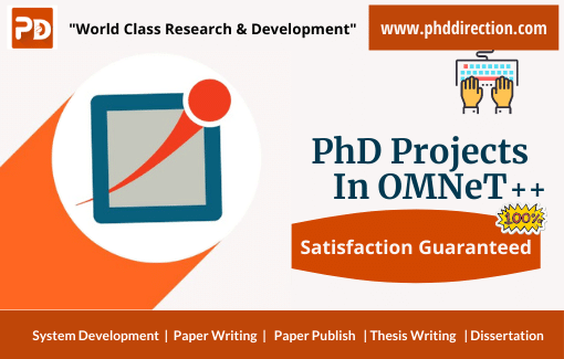 Implementing PhD Projects in Omnet++