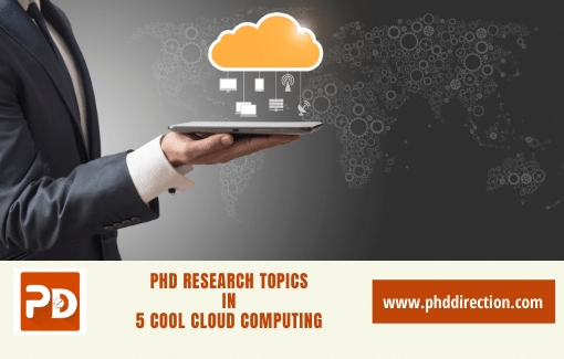 Buy PhD Research Topics in 5 Cool Cloud computing Projects