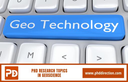 Innovative PhD Research Topics in Geoscience