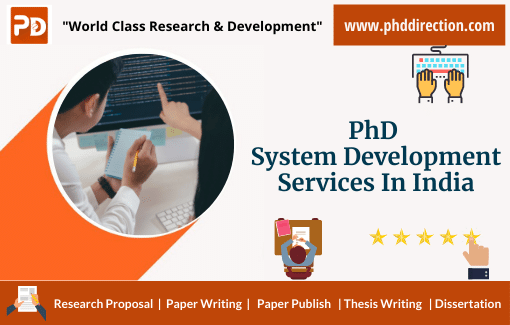 Online PhD System Development Service in India