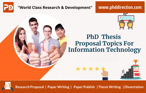 Buy PhD thesis proposal topics for information technology Online