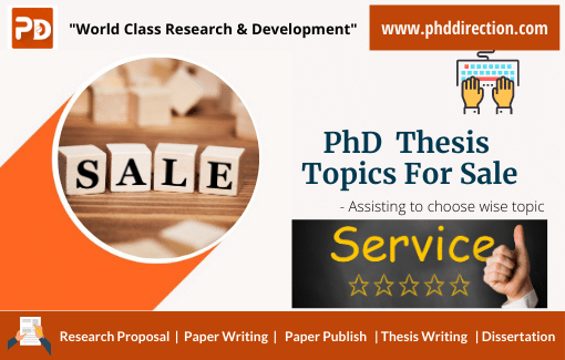 Best PhD Thesis Topics for Sale Online