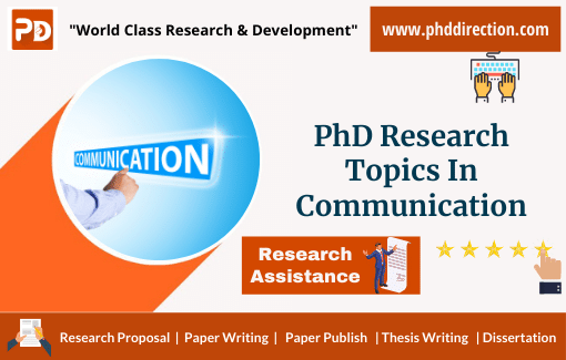 Latest PhD Research Topics in Communication engineering