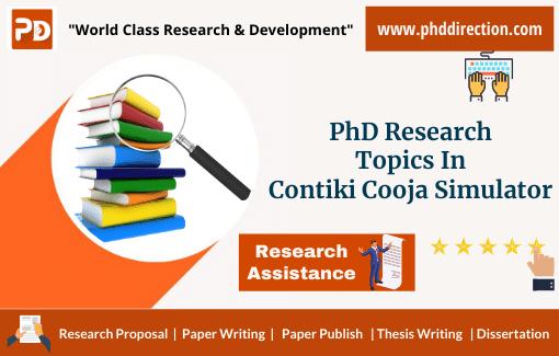 Latest innovative PhD Research Topics in contiki cooja Simulator