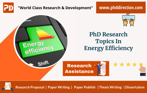 Innovative PhD Research Topics in Energy Efficiency