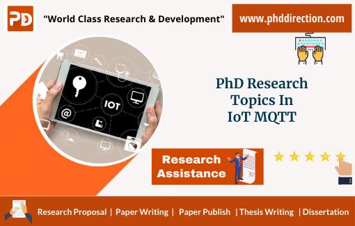 Innovative PhD Research Topics in IoT MQTT