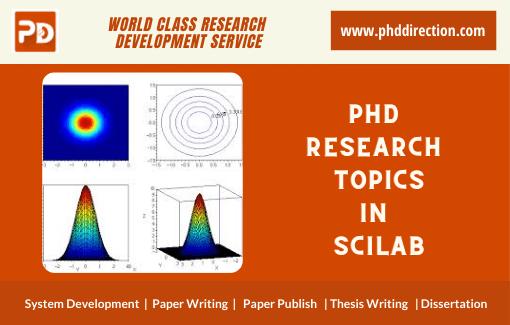 Innovative PhD Research Topics in Scilab
