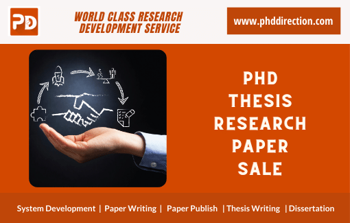 Buy PhD Thesis Research Paper Sale Online