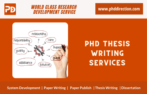 Best PhD Thesis Writing Services for Research Scholar