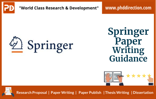 Springer Paper Writing Guidance for research scholar