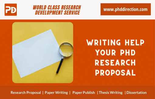 Best Writing Help your phd thesis research proposal service
