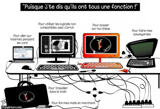Illustration de PhDelirium