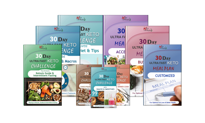 30 Day Ultra Fast Keto Challenge Review - Simple Ways To Lose Fat?