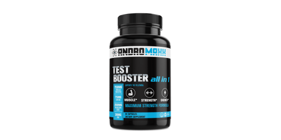 Andromaxx Test Booster Review