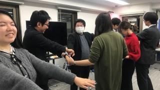 全社員が集まる!帰社会議 2017.11