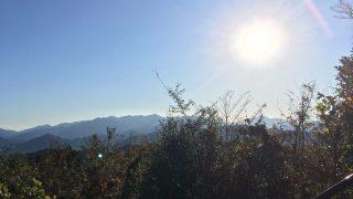 11月のイベント〜高尾山こんにちは①〜