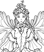 Phee's Coloring Pages. Projects and drawings to color for