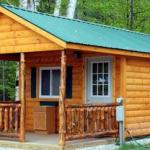 Sherwood Forest Campground Cabin