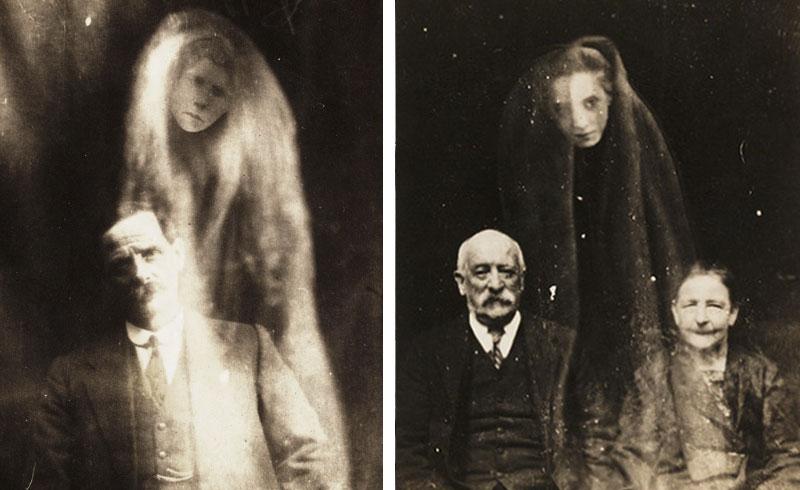 Photos anciennes fantomes