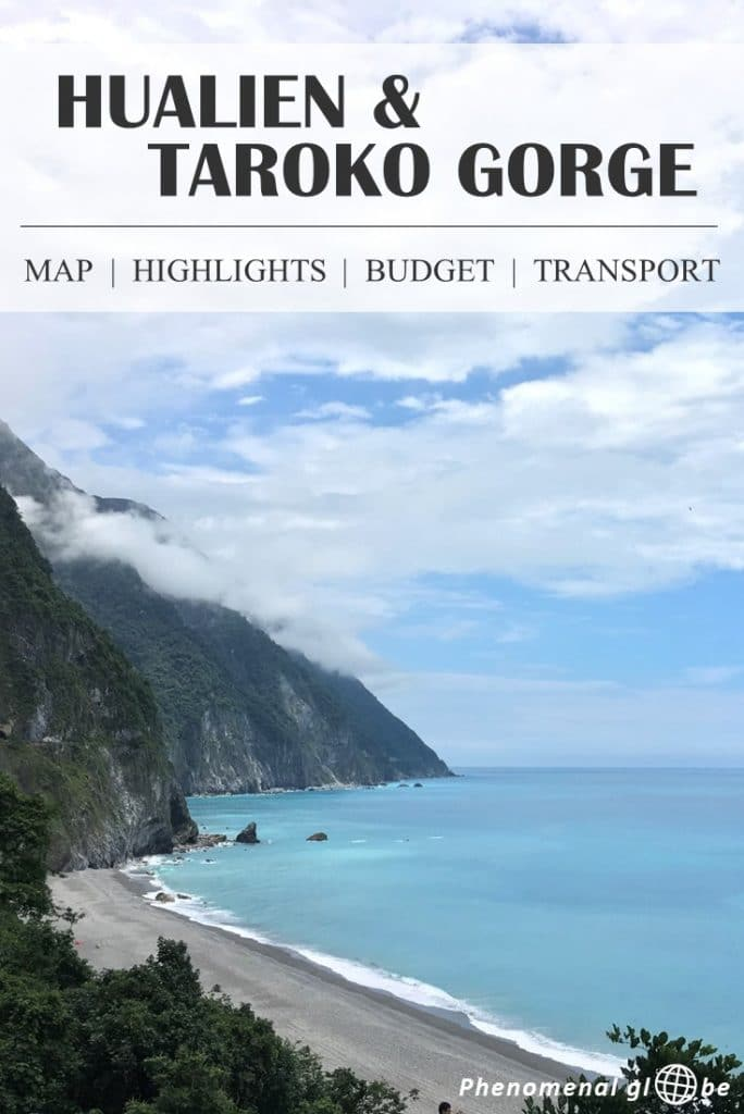 The Best Things To Do In Hualien Including The Taroko Gorge