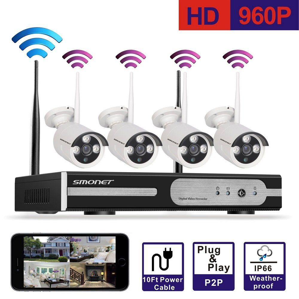 best wireless security camera systems with night vision guide rh phenomsecurity com Wireless Security Camera Systems Wireless Security Camera Systems