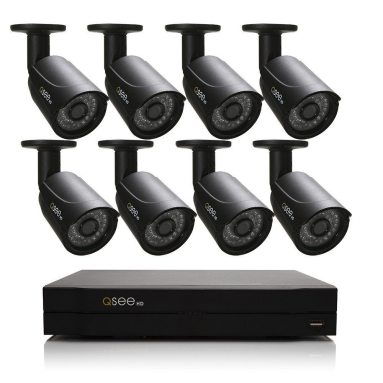 Q-See QC958-8Y5-2 8 Channel DVR Security System