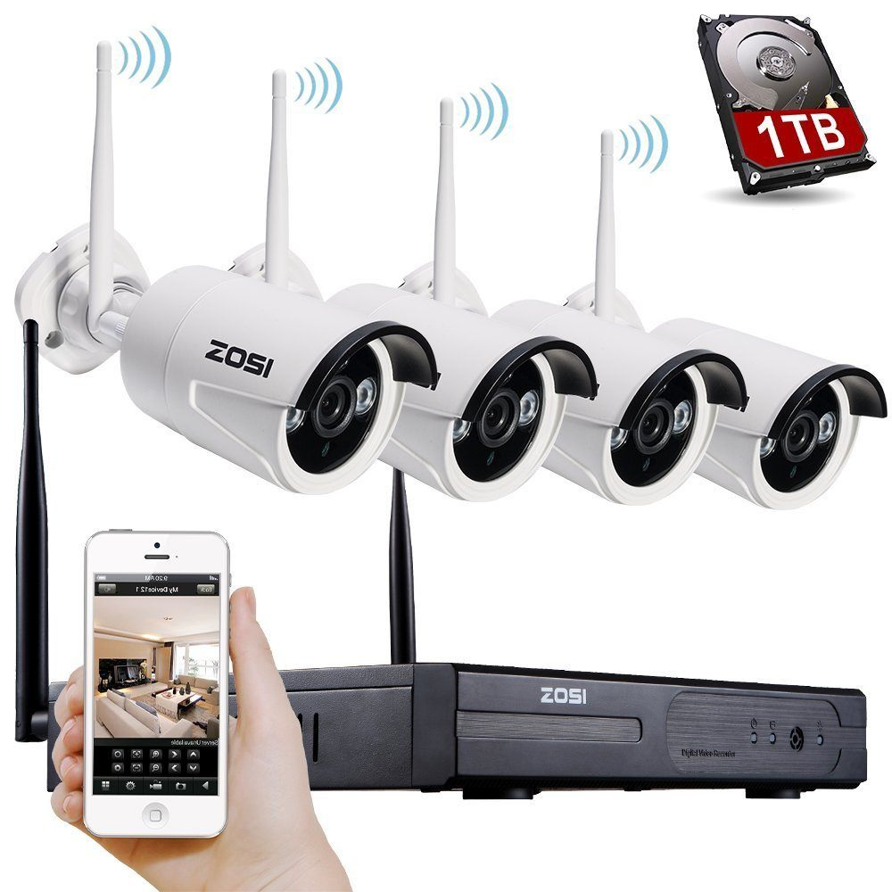 Best Wireless Security Camera System