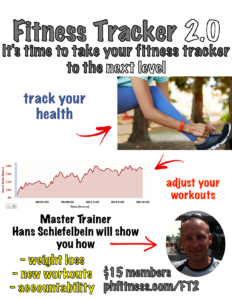 Fitness Tracker 2.0