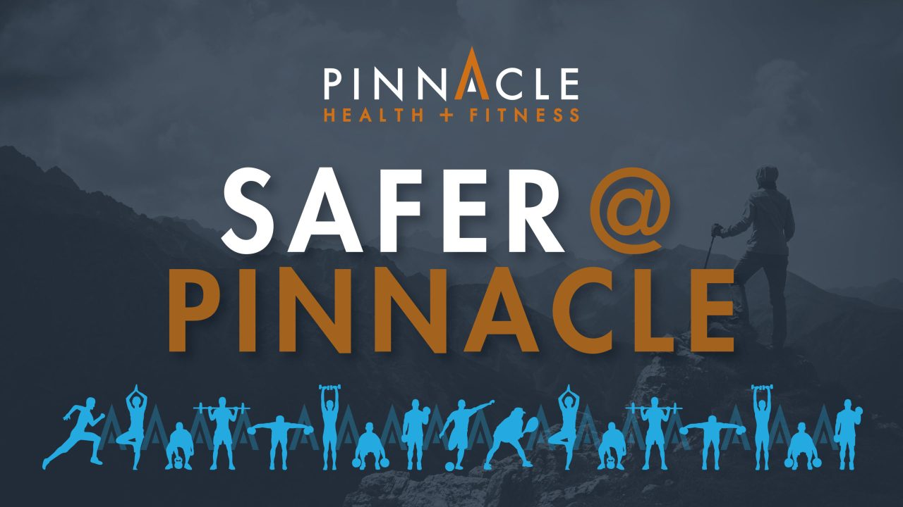Safer at Pinnacle Header