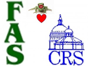 Frog Loves FAS-CRS