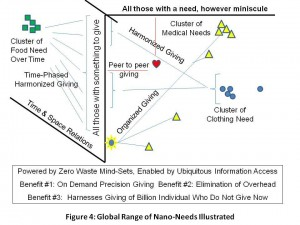 Global Range of Nano-Needs