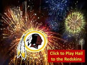 redskins with fireworks and click 2