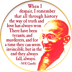 gandhi way of truth