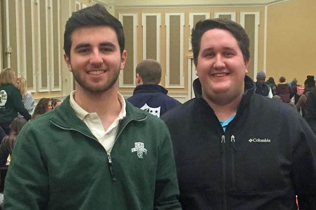 Two Ohio Gamma Ohio Phis Elected To Ifc Positions Phi Delta