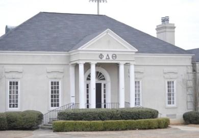 University Of Alabama Fraternity Review