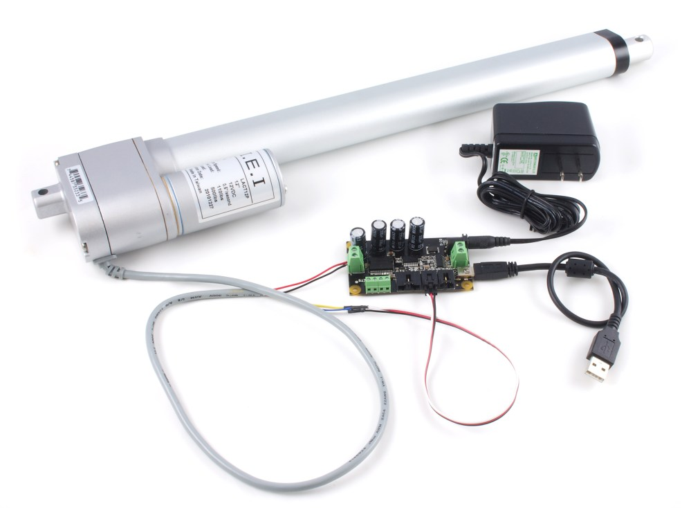 medium resolution of a linear actuator is a motor that has been geared to extend and contract an arm rather than rotate a shaft many applications that use linear actuators