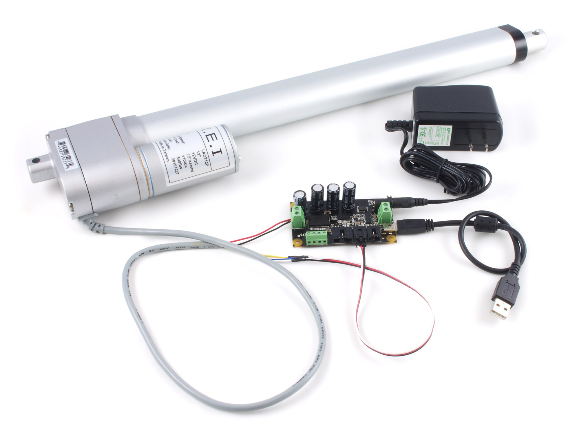 hight resolution of a linear actuator is a motor that has been geared to extend and contract an arm rather than rotate a shaft many applications that use linear actuators