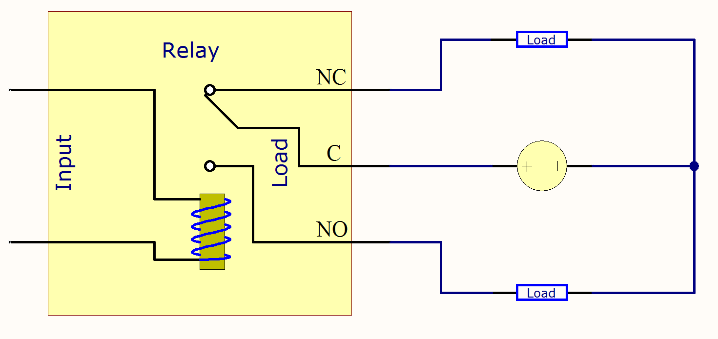 time delay relay circuit diagram mini cooper cooling mechanical primer phidgets support full size image