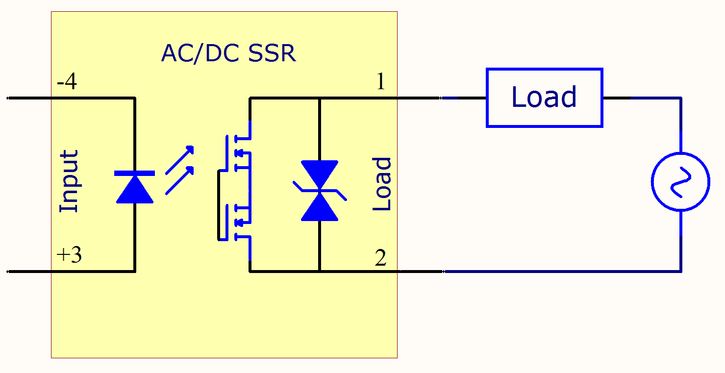 hight resolution of solid state relay primer phidgets support voltage wiring in series furthermore solid state relay circuit diagram