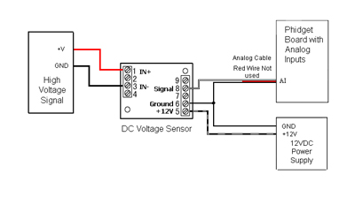 DC 전압 센서 0-200V (CE-VZ02-32MS1-0.5 DC Voltage Sensor 0-200V)