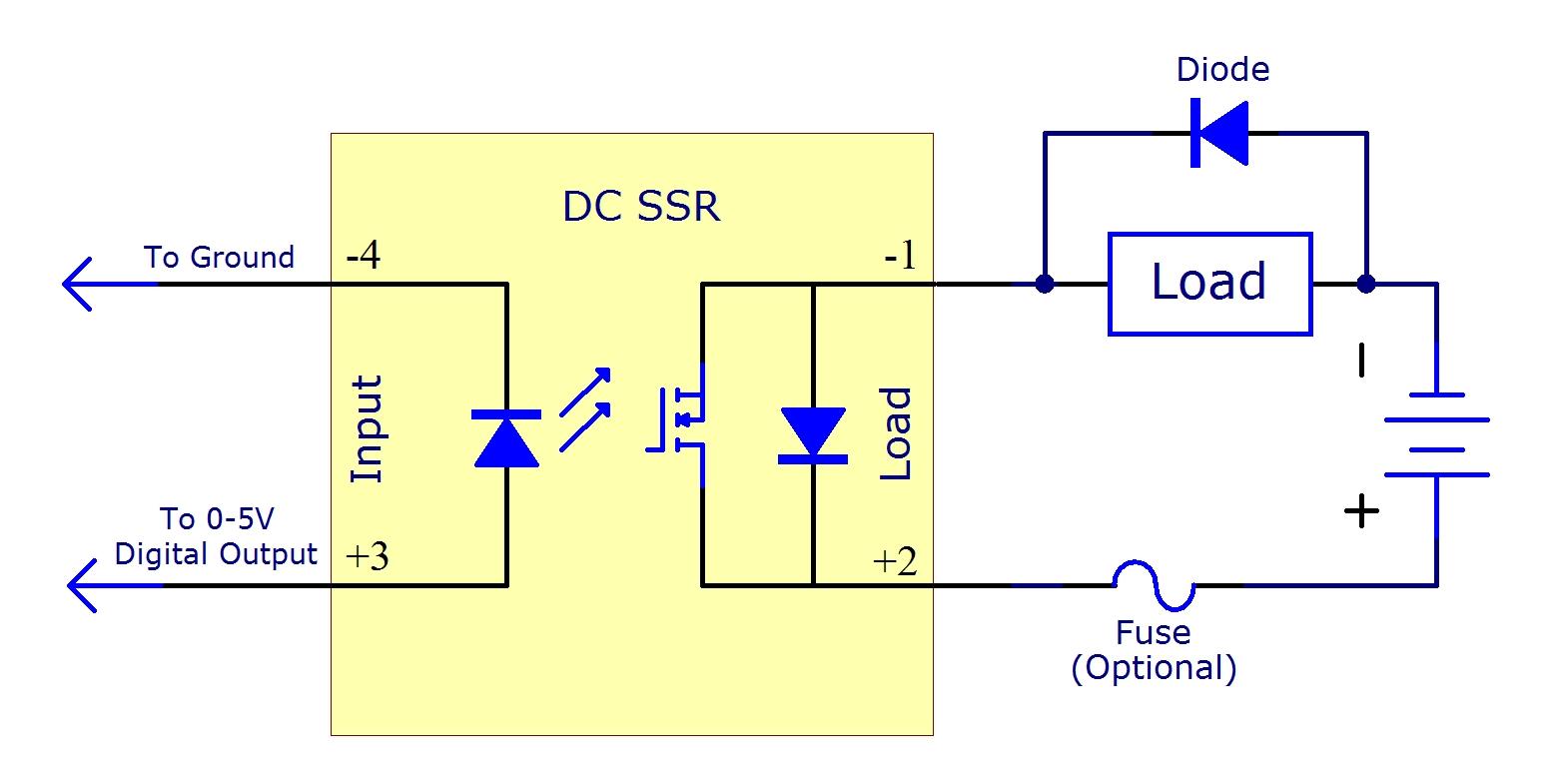 solid state relay wiring diagram 3 phase 5 pin plug australia get free image