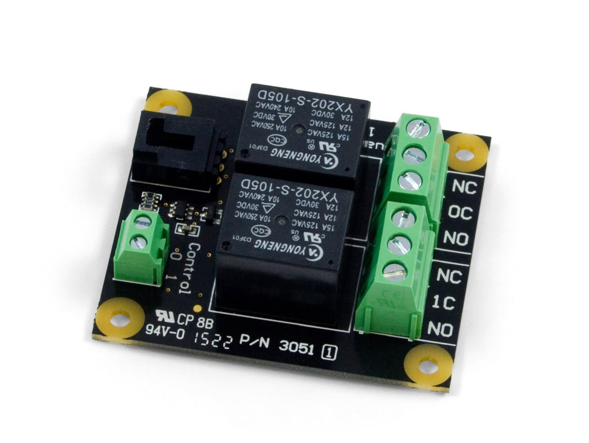 Basic Stamp Relay Board