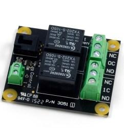 2 channel mechanical relay board [ 1587 x 1194 Pixel ]
