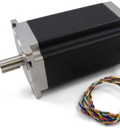 nema34 bipolar stepper motor [ 2932 x 2328 Pixel ]