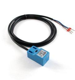 5mm inductive capacitive proximity sensor [ 3150 x 2678 Pixel ]
