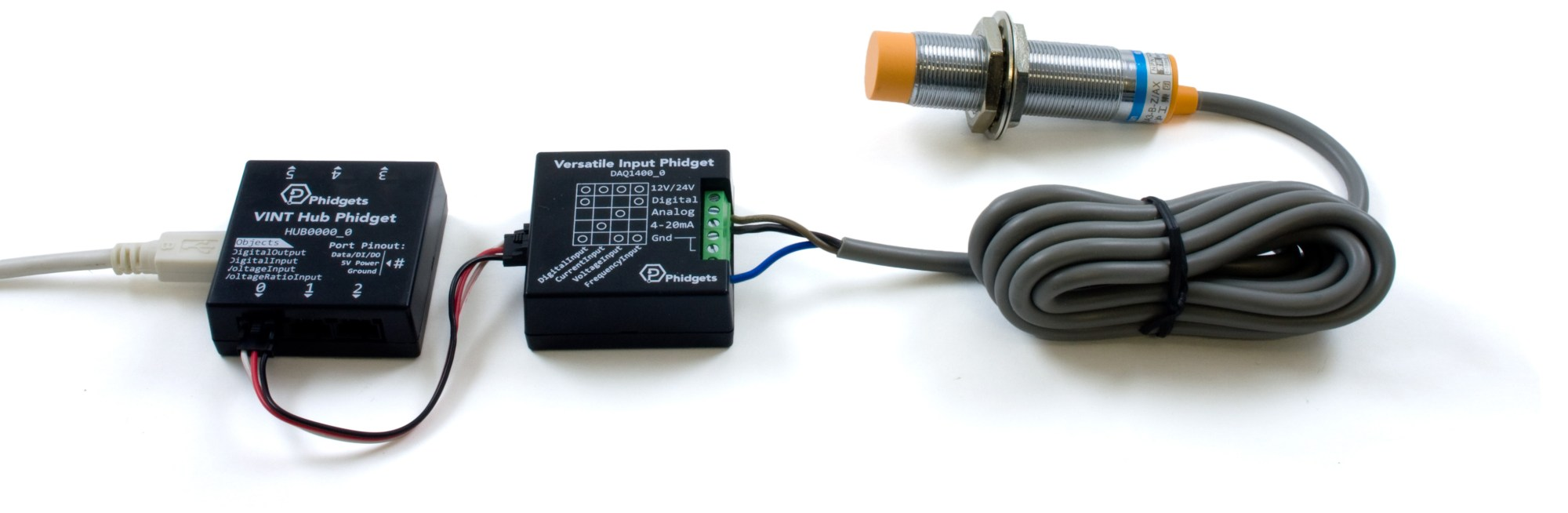 hight resolution of for a sensor with a simple output that switches to logic high pnp or switches to ground npn this input provides a 10 k internal resistance to pull