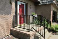 Wrought Iron Railings | Products | Pleasantview Home ...